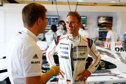 Timo Bernhard, Porsche Takımı