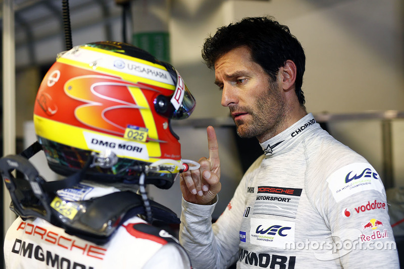 Марк Веббер та Тімо Бернхард, Porsche Team