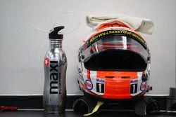 头盔,简森·巴顿,迈凯伦