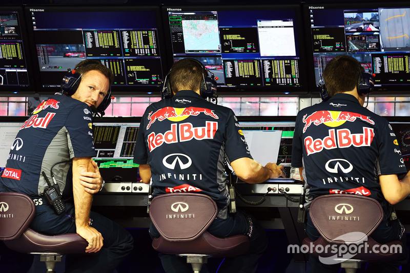 Christian Horner, Red Bull Racing Team