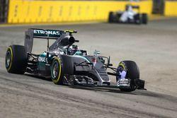 尼克•罗斯伯格,梅赛德斯F1 W06赛车