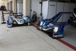 Le garage KCMG