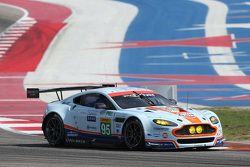 #95 Aston Martin Racing Aston Martin Vantage GTE : Marco Sorensen, Christoffer Nygaard