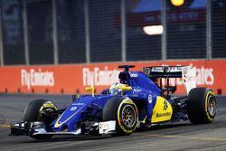 Marcus Ericsson, Sauber C34