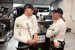 Johannes van Overbeek and Ed Brown, Extreme Speed Motorsports