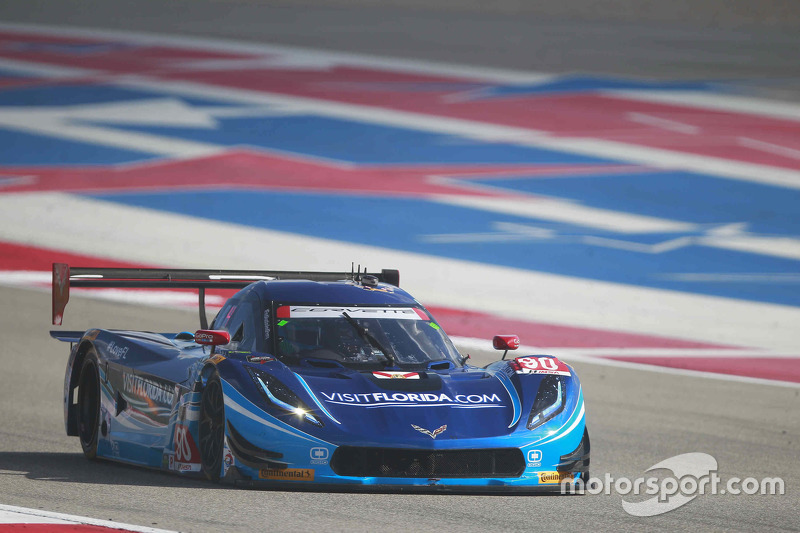 #90 VisitFlorida.com Racing Corvette DP: Річард Вестбрук, Майкл Валіанте