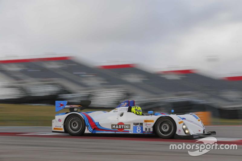 #8 Starworks Motorsport ORECA FLM09: Renger van der Zande, Mike Hedlund