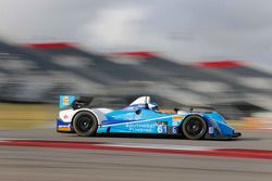 #61 BAR1 Motorsports Oreca FLM09: Don Yount, Ryan Lewis