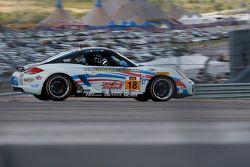 #18 RS1 Porsche Cayman: Cavan O'Keefe, Adam Isman