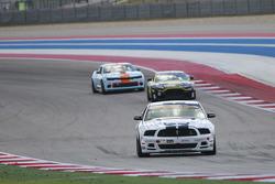 #78 Racers Edge Motorsports Ford Mustang 302R: Bob Michaelian, Nick Galante