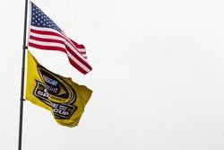 Flaggen: USA und NASCAR Sprint-Cup