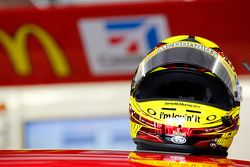 Capacete ed Jamie McMurray, Chip Ganassi Racing