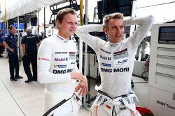 Marc Lieb et Timo Bernhard, Porsche Team