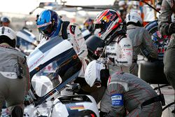 Marc Lieb y Neel Jani, Porsche Team