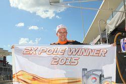 PC polesitter #11 RSR Racing Oreca FLM09 Chevrolet: Chris Cumming, Bruno Junqueira