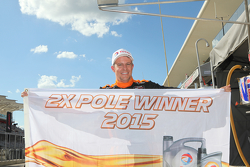 PC ganador de la pole #11 RSR Racing Oreca FLM09 Chevrolet: Chris Cumming, Bruno Junqueira