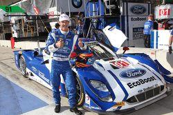 P polesitter #01 Chip Ganassi Racing Ford/Riley: Scott Pruett, Joey Hand