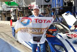 Prototypen-Polesitter #01 Chip Ganassi Racing Ford/Riley: Scott Pruett, Joey Hand