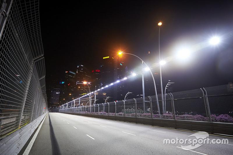 Der Stadtkurs in Singapur