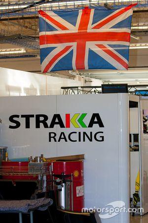 Strakka Yarış Takımı takım alanı