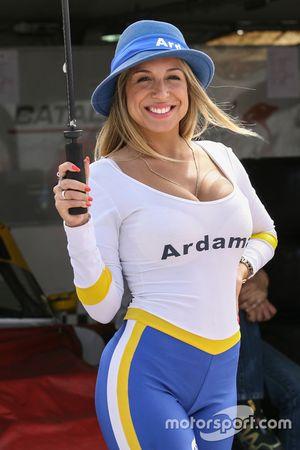 Paddock Girls Argentina Ardama
