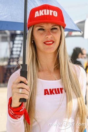 Paddock Girls Argentina Akuro