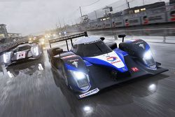 Screeshots from Forza Motorsport 6
