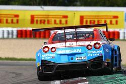 #22 Nissan GT Academy Team RJN Nissan GT-R Nismo GT3: Ricardo Sanchez, Gaëtan Paletou, Harry Tinckne