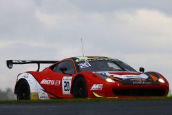 #20 Akka ASP Ferrari 458 Italia: Morgan Moullin Traffort, Tristan Vautier, Alessandro PierGuidi