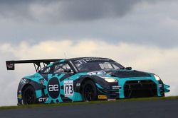 #173 Always Evolving Racing Nissan GT-R Nismo GT3: Sean Walkinshaw, Martin Plowman, Craig Dolby