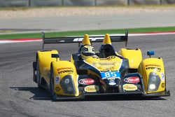 #85 JDC/Miller Motorsports ORECA FLM09: Mikhail Goikhberg, Matt McMurry