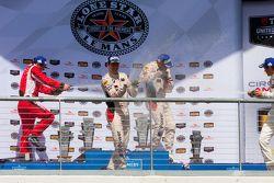 GTLM winners #25 BMW Team RLL BMW Z4 GTE: Bill Auberlen, Dirk Werner