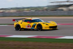 #3 Corvette Racing Chevrolet Corvette C7.R: Jan Magnussen, Antonio Garcia