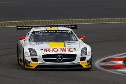 #99 Rowe Racing Mercedes SLS AMG GT3 : Nico Bastian, Daniel Juncadella, Stef Dusseldorp