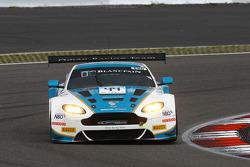 #44 Oman Racing Team Aston Martin Vantage GT3 : Rory Butcher, Ahmad Al Harthy, Stefan Mücke