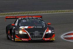 #2 Belgian Audi Club Team WRT Audi R8 LMS : Stéphane Richelmi, Stéphane Ortelli, Frank Stippler