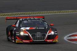 #2 Belgian Audi Club Team WRT Audi R8 LMS: Стефан Річелмі, Стефан Ортеллі, Frank Stippler