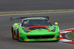 #333 Rinaldi Racing Ferrari 458 Italia : Rinat Salkhov, Robert Renauer, Norbert Siedler