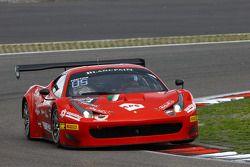 #53 AF Corse Ferrari 458 Italia : Piergiuseppe Perazzini, Francesco Guedes, Marco Cioci