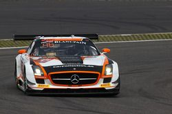 #34 Car Collection Motorsport Mercedes SLS AMG GT3 : Pierre Ehret, Alexander Mattschull