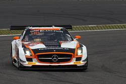 #34 Car Collection Motorsport Mercedes SLS AMG GT3 : Pierre Ehret, Alexander Mattschull
