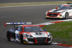 #3 Sébastien Loeb Racing Audi R8 LMS ultra : Christophe Hamon, David Hallyday, Lonni Martins