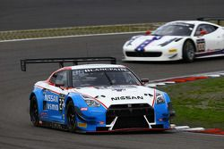 #22 Nissan GT Academy Team RJN Nissan GT-R Nismo GT3 : Ricardo Sanchez, Gaëtan Paletou, Harry Tincknell