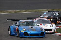 #56 Attempto Racing Porsche 997 GT3 R : Jürgen Häring, Dimitrios Konstantinou, Frank Schmickler