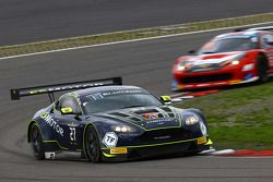 #27 TF Sport Aston Martin Vantage GT3: Salih Yoluk, Bradley Ellis, Euan Hankey
