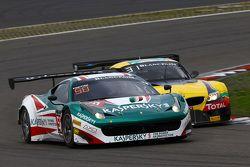 #50 AF Corse Ferrari 458 Italia : Alexander Moiseev, Garry Kondakov, Riccardo Ragazzi