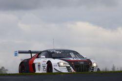 #75 ISR Audi R8 LMS ultra : Marco Bonanomi, Filip Salaquarda, Frederic Vervisch