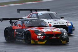 #12 TDS Racing BMW Z4: Eric Dermont, Henry Hassid, Franck Perera