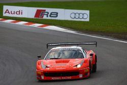 #111 Kessel Racing Ferrari 458 Italia : Stephen Earle, Marco Zanuttini, Liam Talbot, Marc Rostan