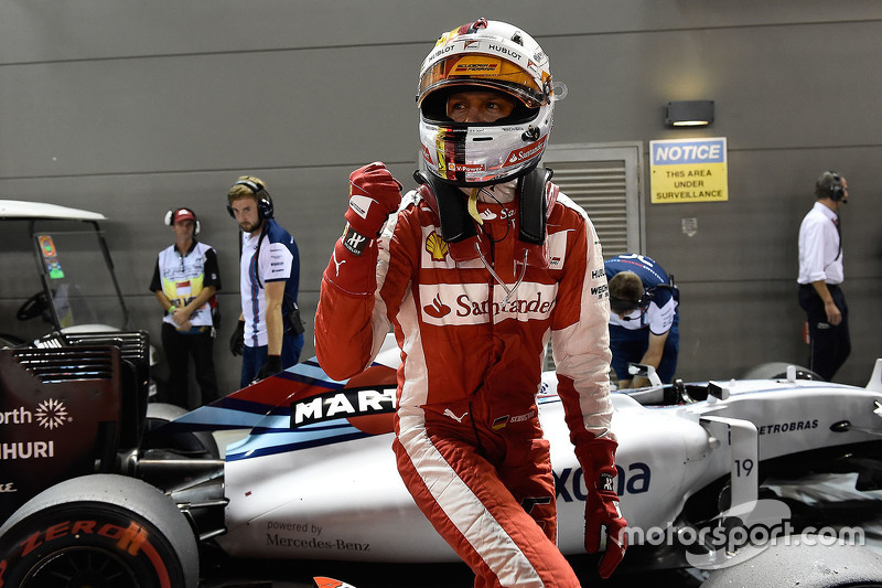 46ª: GP de Singapur 2015